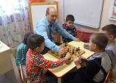 Занятие по шахматам с Мастером Фиде 15 сентября в 10.00!