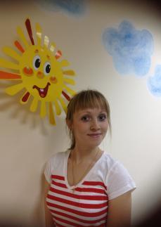 Сухарникова Екатерина Михайловна